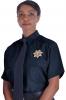 100% Polyester Unisex Short-Sleeve Security Shirt