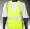 ANSI Class 2 Safety Green Mesh Vest